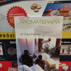 Libros de segunda mano: AROMATERAPIA.......MARIA ROSA FISBEIN.....2006.... Lote 257598560