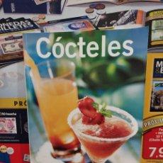 Libros de segunda mano: COCTELES....75 NUEVAS RECETAS.....2004..... Lote 257604875