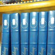 Libros de segunda mano: EURODELICIAS.LA COCINA EUROPEA POR SUS GRANDES CHEFS 6 TOMOS, PYMY TC. Lote 257606800