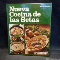 Libros de segunda mano: NUEVA COCINA DE LAS SETAS - RENATE ZELTNER - EVEREST. Lote 257630635