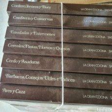Libros de segunda mano: LA GRAN COCINA DE SALVAT. Lote 260050885