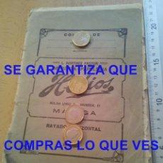 Libros de segunda mano: MANUSCRITO COCINA GASTRONOMIA 48 HOJAS MANUSCRITAS U45. Lote 261237680