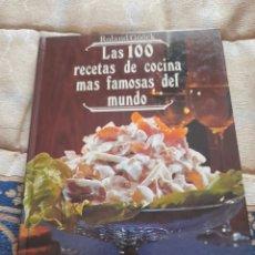 Libros de segunda mano: LAS 100 RECETAS DE COCINA MÁS FAMOSAS DEL MUNDO-ROLAND GOOCK. Lote 263152420