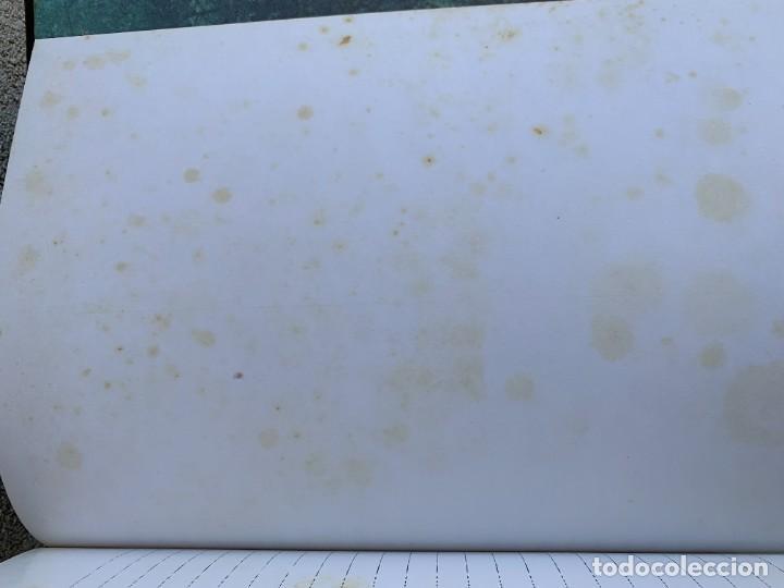 Libros de segunda mano: COCINANDO CON THERMOMIX VORWERK RECETAS APUNTES 31X22CMS - Foto 9 - 264190388