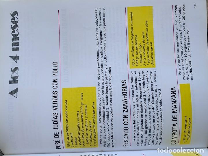 Libros de segunda mano: COCINANDO CON THERMOMIX VORWERK RECETAS APUNTES 31X22CMS - Foto 10 - 264190388