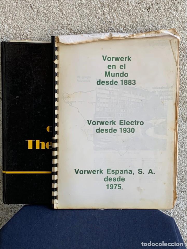 Libros de segunda mano: COCINANDO CON THERMOMIX VORWERK RECETAS APUNTES 31X22CMS - Foto 18 - 264190388