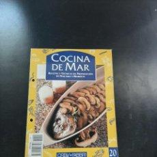 Libros de segunda mano: COCINA DE MAR. Lote 264724769