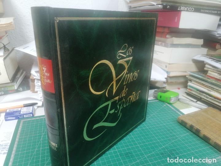 Libros de segunda mano: Los vinos de España. - Foto 2 - 265218529