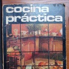 Libros de segunda mano: COCINA PRÁCTICA. ADELA GARRIDO (VIUDA DE RUÍZ AZUA). 13º EDICIÓN, 1973. EDITORIAL OCHOA.. Lote 265932228