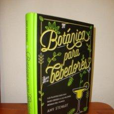 Libros de segunda mano: BOTÁNICA PARA BEBEDORES - AMY STEWART - SALAMANDRA, COMO NUEVO. Lote 266649883