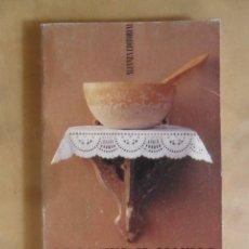 Livres d'occasion: LA COCINA DE LAS MONJAS - LUIS SAN VALENTIN - ALIANZA - 1993. Lote 268264469