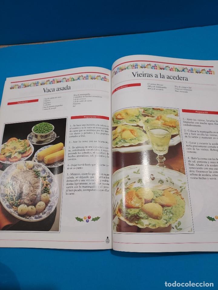 Libros de segunda mano: LA COCINA NAVIDEÑA EN ESPAÑA...1996... - Foto 11 - 268870624