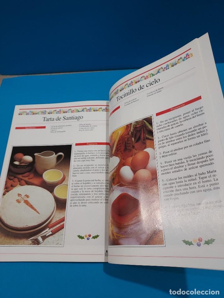 Libros de segunda mano: LA COCINA NAVIDEÑA EN ESPAÑA...1996... - Foto 12 - 268870624