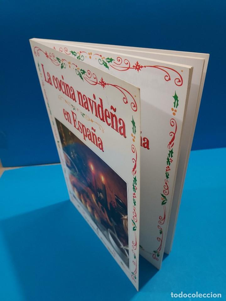 Libros de segunda mano: LA COCINA NAVIDEÑA EN ESPAÑA...1996... - Foto 14 - 268870624
