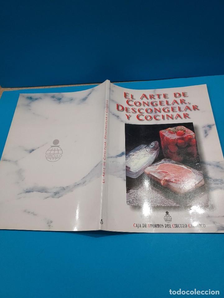 Libros de segunda mano: EL ARTE DE CONGELAR, DESCONGELAR Y COCINAR...1998... - Foto 2 - 268871239