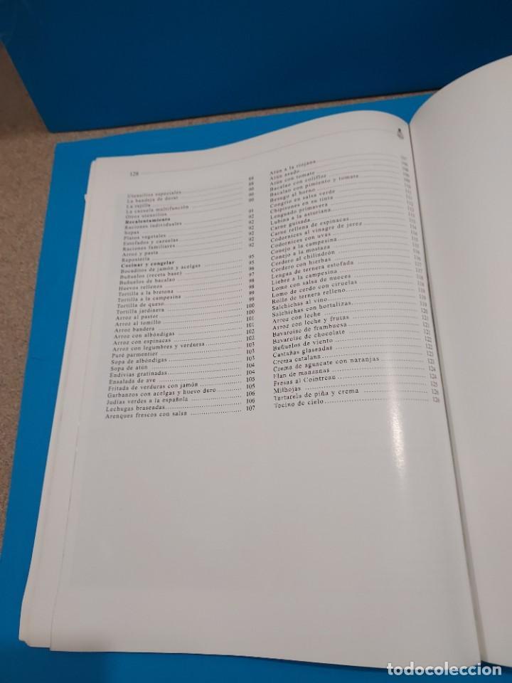 Libros de segunda mano: EL ARTE DE CONGELAR, DESCONGELAR Y COCINAR...1998... - Foto 5 - 268871239