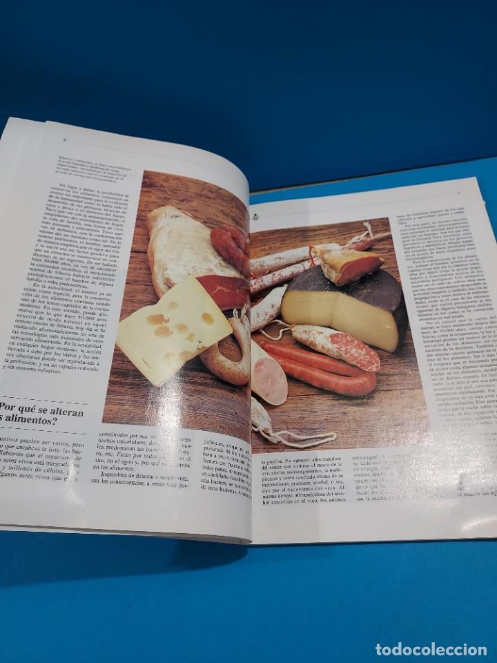 Libros de segunda mano: EL ARTE DE CONGELAR, DESCONGELAR Y COCINAR...1998... - Foto 6 - 268871239