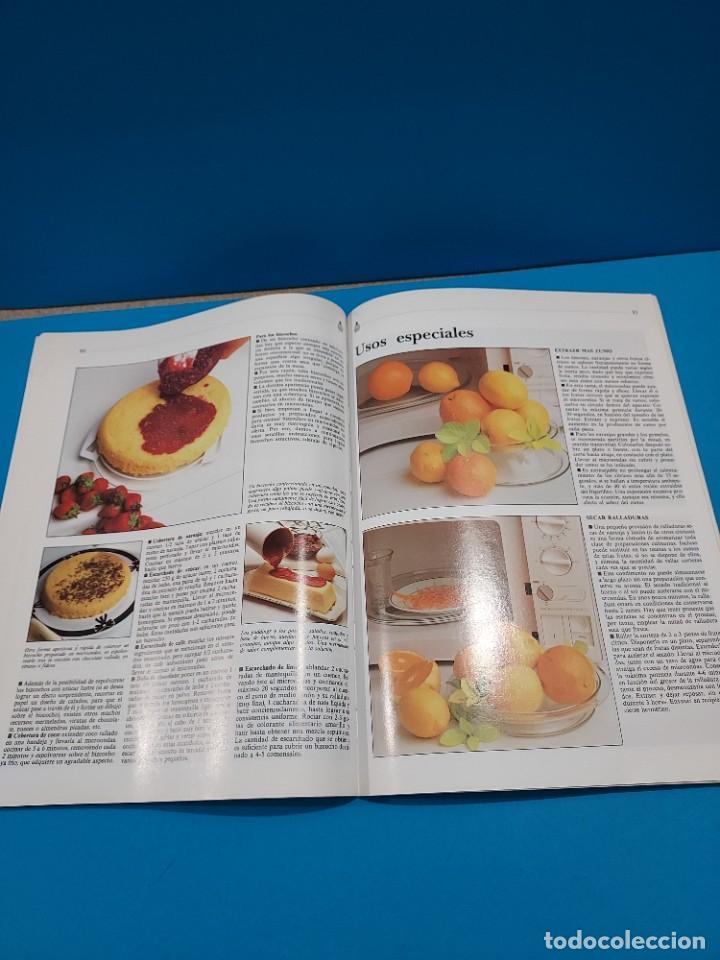 Libros de segunda mano: EL ARTE DE CONGELAR, DESCONGELAR Y COCINAR...1998... - Foto 8 - 268871239