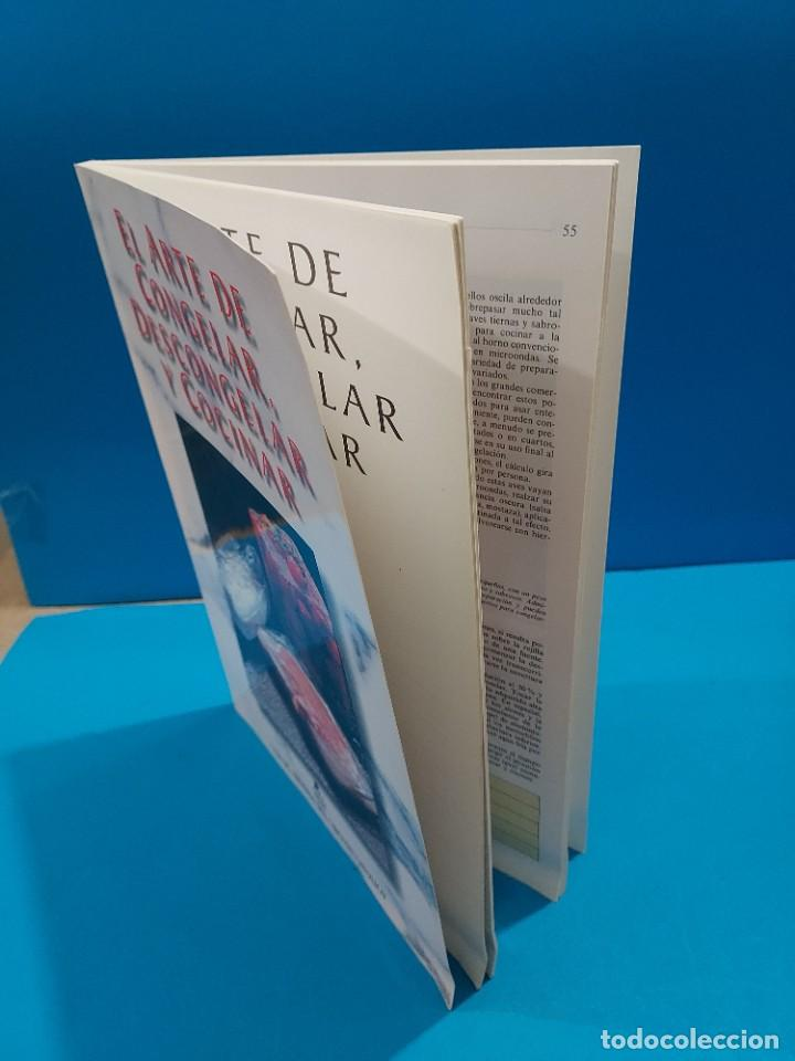Libros de segunda mano: EL ARTE DE CONGELAR, DESCONGELAR Y COCINAR...1998... - Foto 10 - 268871239
