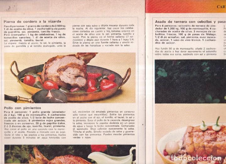 Libros de segunda mano: LA COCINA EN 4 ESTACIONES, COCINA CLÁSICA - EDITORIAL TEIDE 1969 - Foto 3 - 268871694
