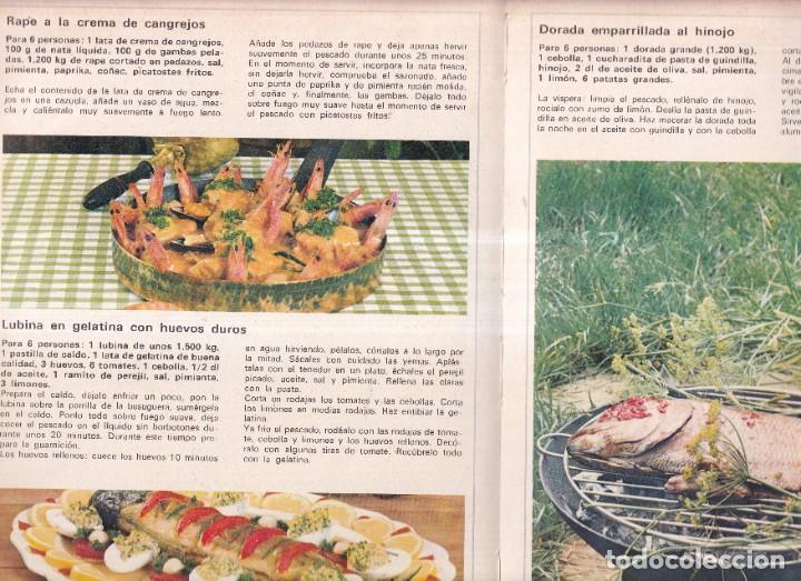 Libros de segunda mano: LA COCINA EN 4 ESTACIONES, COCINA CLÁSICA - EDITORIAL TEIDE 1969 - Foto 4 - 268871694