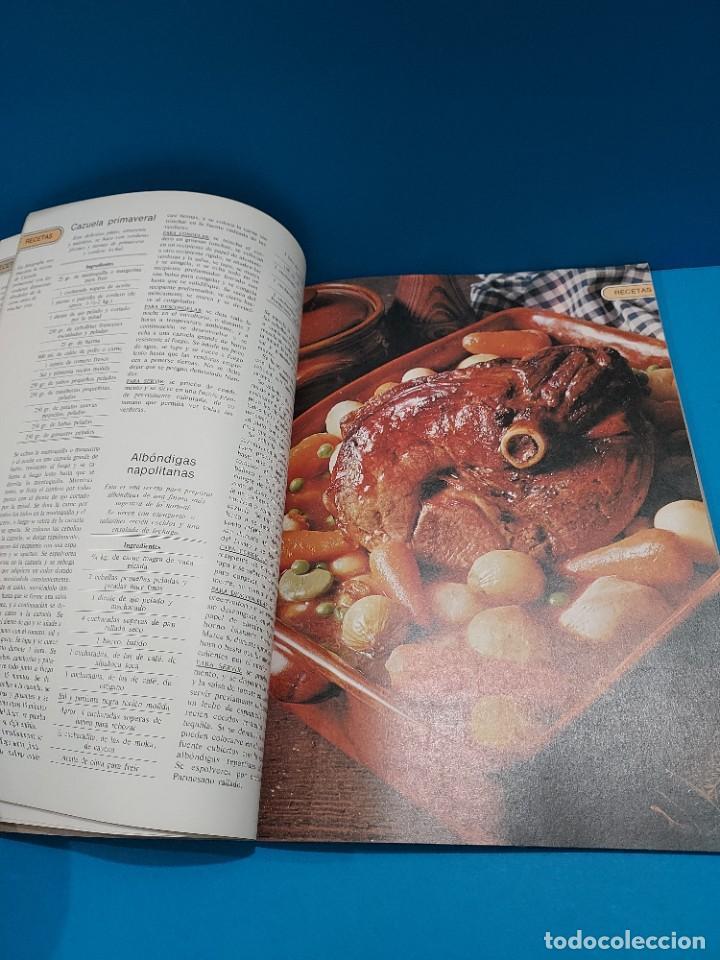 Libros de segunda mano: COCINAR Y CONGELAR...150 RECETAS DE COCINA Y SU CONGELACION....1984.. - Foto 6 - 268871814
