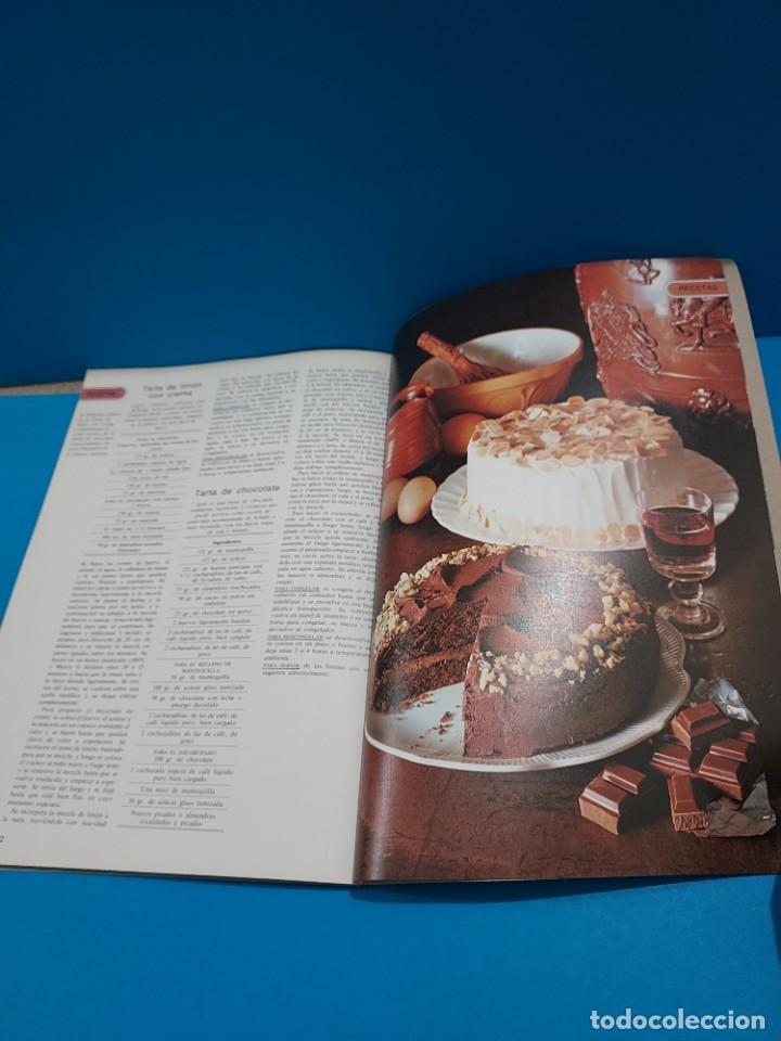 Libros de segunda mano: COCINAR Y CONGELAR...150 RECETAS DE COCINA Y SU CONGELACION....1984.. - Foto 9 - 268871814