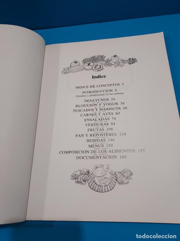 Libros de segunda mano: SALUD A LA CARTA........1982.... - Foto 4 - 268872384