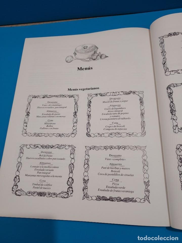 Libros de segunda mano: SALUD A LA CARTA........1982.... - Foto 5 - 268872384