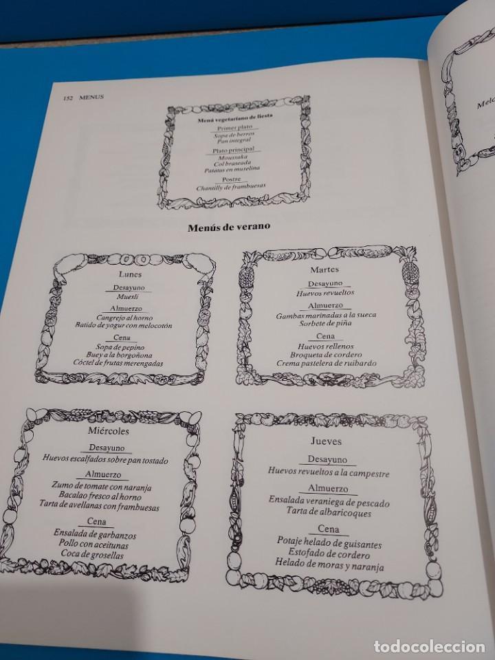 Libros de segunda mano: SALUD A LA CARTA........1982.... - Foto 7 - 268872384