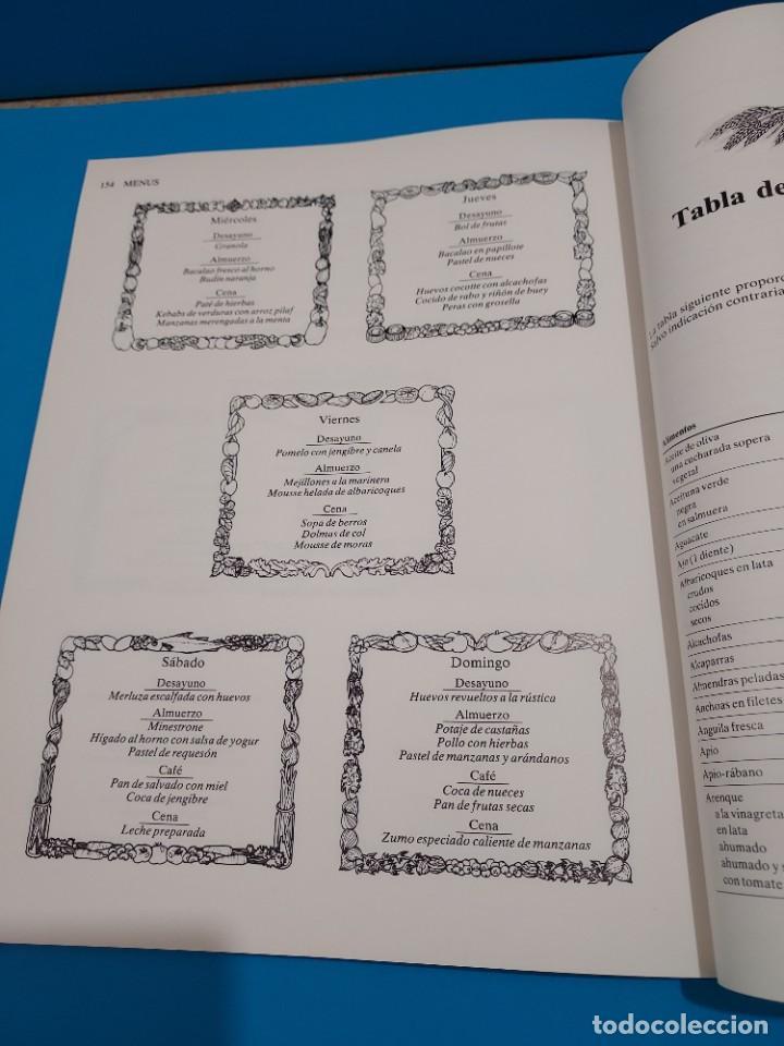Libros de segunda mano: SALUD A LA CARTA........1982.... - Foto 9 - 268872384
