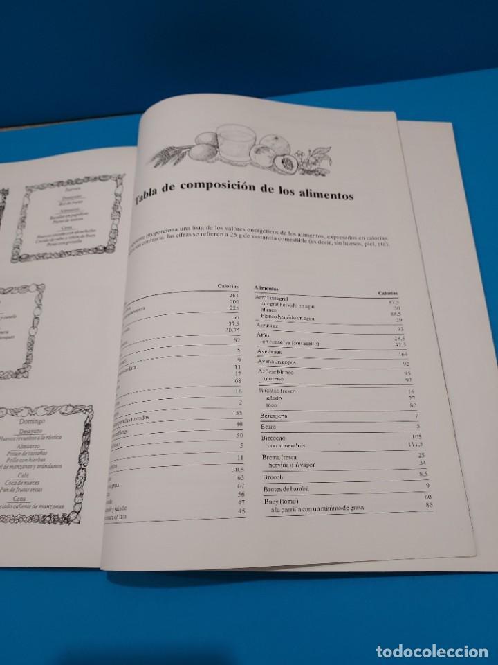 Libros de segunda mano: SALUD A LA CARTA........1982.... - Foto 10 - 268872384