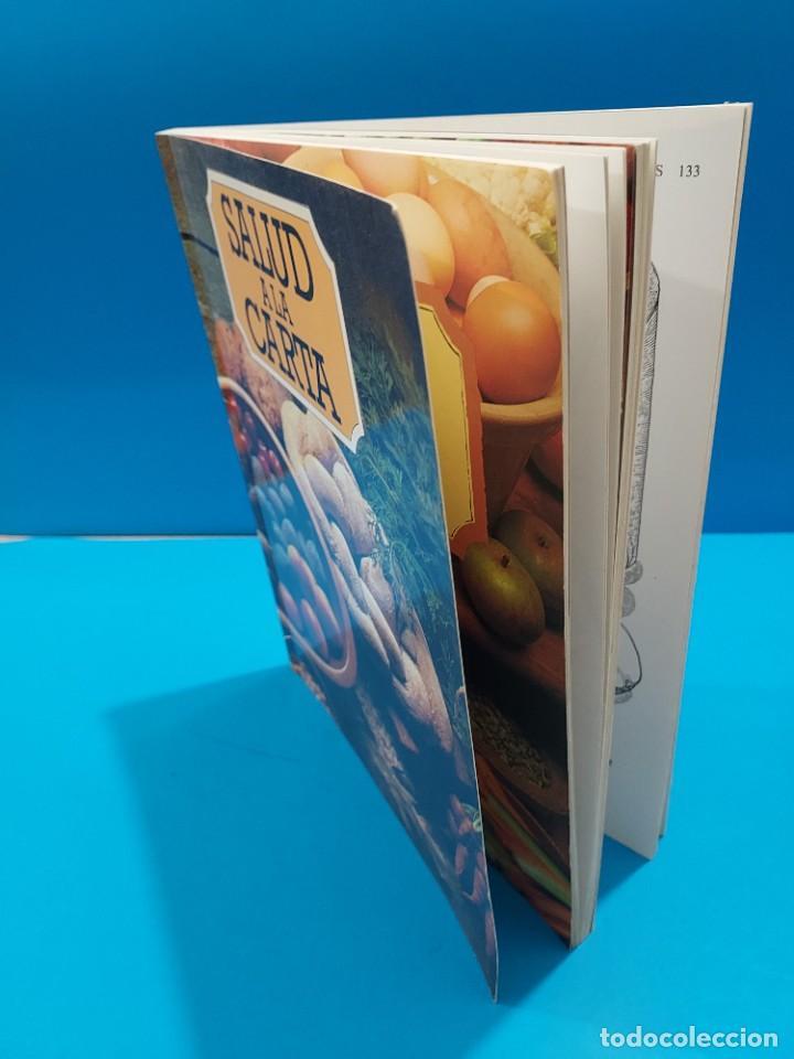Libros de segunda mano: SALUD A LA CARTA........1982.... - Foto 15 - 268872384