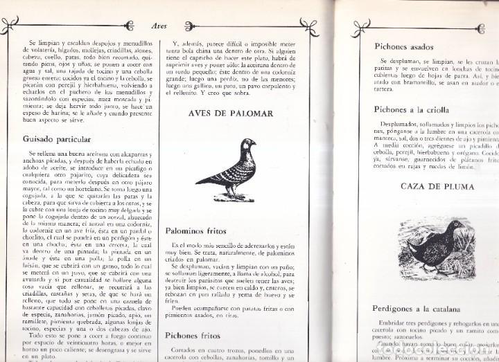Libros de segunda mano: LA COCINA ESPAÑOLA ANTIGUA - CONDESA DE PARDO BAZÁN - EDICIONES PONIENTE 1981 - Foto 4 - 268872819