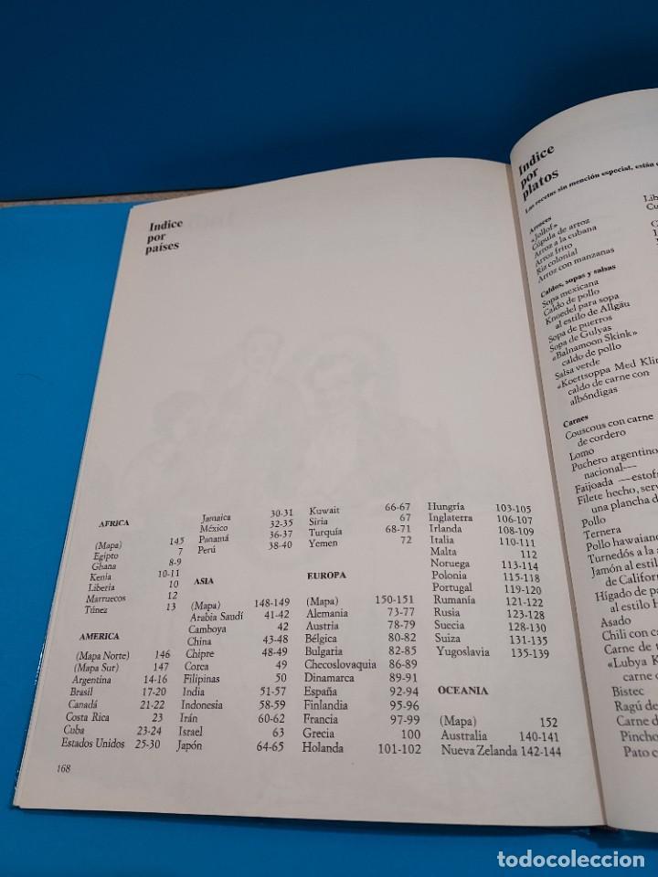Libros de segunda mano: VIAJE A LA GASTRONOMIA INTERNACIONAL....1975.. - Foto 4 - 268873224