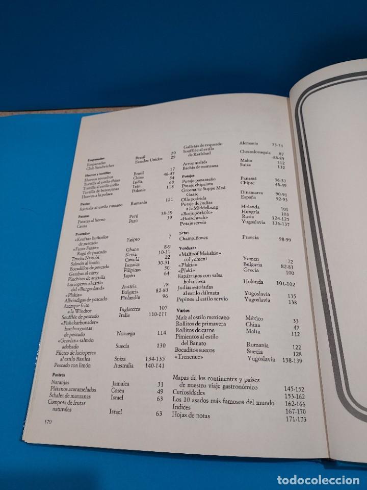 Libros de segunda mano: VIAJE A LA GASTRONOMIA INTERNACIONAL....1975.. - Foto 6 - 268873224