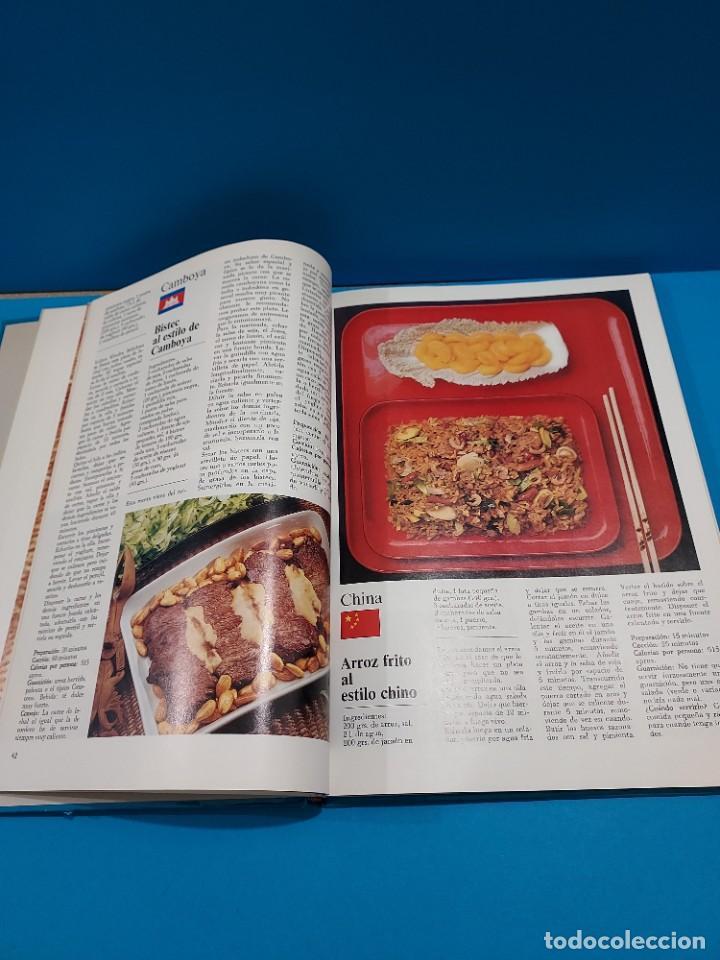 Libros de segunda mano: VIAJE A LA GASTRONOMIA INTERNACIONAL....1975.. - Foto 8 - 268873224