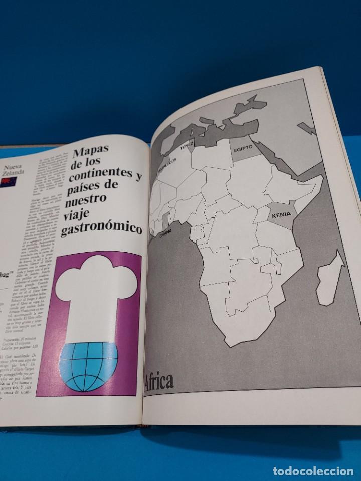 Libros de segunda mano: VIAJE A LA GASTRONOMIA INTERNACIONAL....1975.. - Foto 12 - 268873224