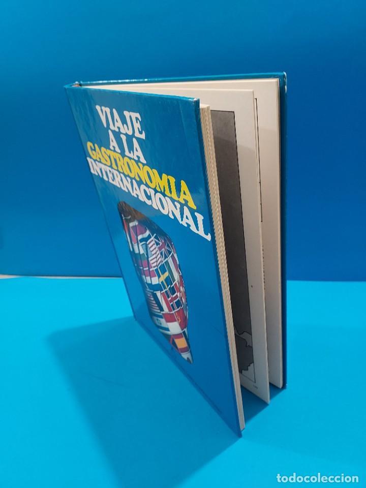 Libros de segunda mano: VIAJE A LA GASTRONOMIA INTERNACIONAL....1975.. - Foto 17 - 268873224