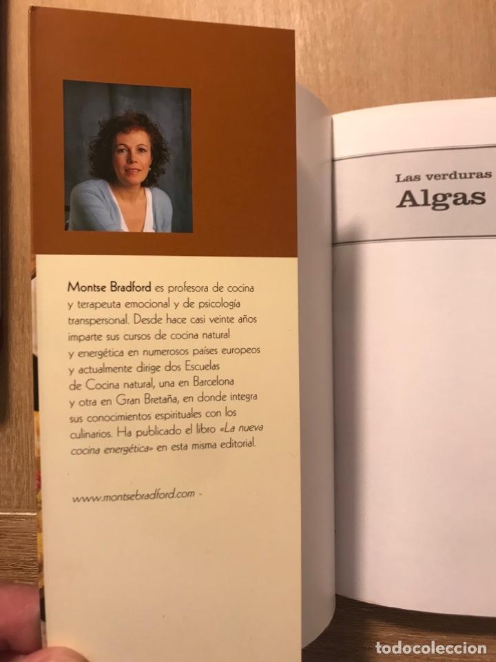 Libros de segunda mano: Las verduras del mar Algas - Foto 2 - 268903849