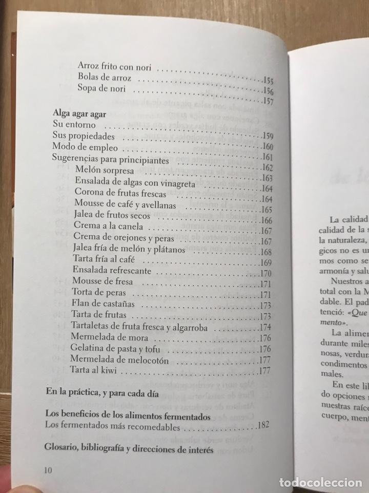 Libros de segunda mano: Las verduras del mar Algas - Foto 6 - 268903849
