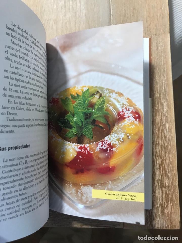 Libros de segunda mano: Las verduras del mar Algas - Foto 9 - 268903849