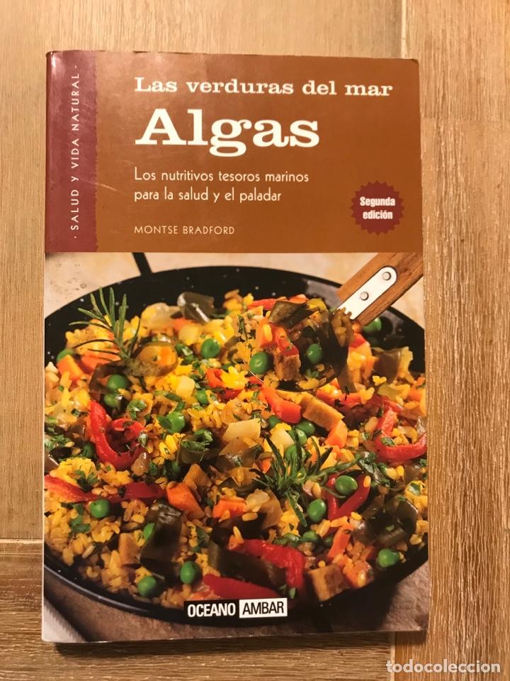 LAS VERDURAS DEL MAR ALGAS (Libros de Segunda Mano - Cocina y Gastronomía)