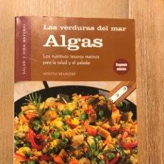 Libros de segunda mano: LA VERDURA DEL MAR ALGAS. Lote 268903849