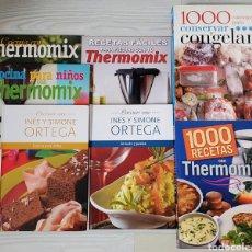Libros de segunda mano: LIBROS DE COCINA Y THERMOMIX. Lote 269056483