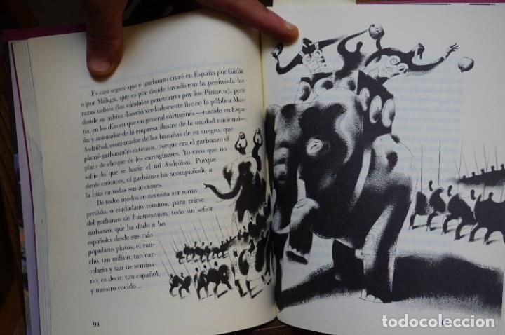 ESTEBAN JOSE. BREVIARIO DEL COCIDO. IL. DE TOÑO BENAVIDES.REINO DE GONERIL. (Libros de Segunda Mano - Cocina y Gastronomía)