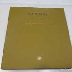 Libros de segunda mano: VICTORIANO REINOSO, XOSÉ LUIS SUÁREZ CANAL O VIÑO / EL VINO / WINE W7488. Lote 269199638
