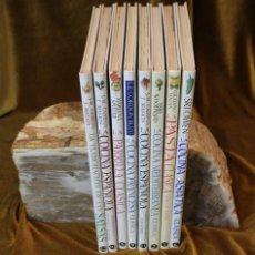 Libros de segunda mano: OCHO TOMOS DE LA COLECCIÓN DE COCINA PRIMERA PLANA, 1999. Lote 270913088