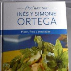 Libros de segunda mano: COCINAR CON INÉS Y SIMONE ORTEGA. 16 VOLÚMENES. COMPLETA. Lote 276197628