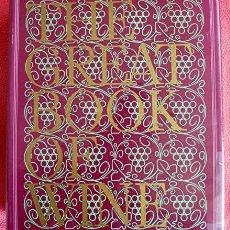 Libros de segunda mano: EL GRAN LIBRO DEL VINO [THE GREAT BOOK OF WINE]. Lote 276571533